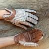 Manusi piele echitatie