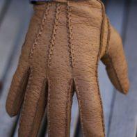Mănuși Bărbați Peccary Căptușite
