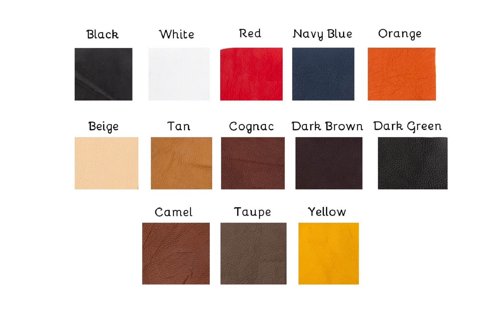 Deerskin Colors